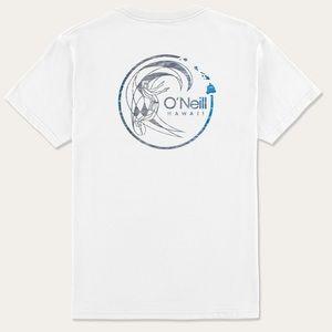 Men's O'Neill OG vibes T-shirt in white